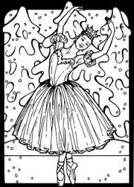 20 free printable nutcracker coloring pages music