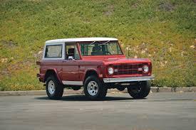 bronco car restomod 1968 ford bronco 302 v8