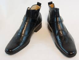 mens leather dress boots boot yc