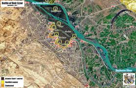 Up Map Is About To Give Up Ghost In Deir Ezzor City Maps