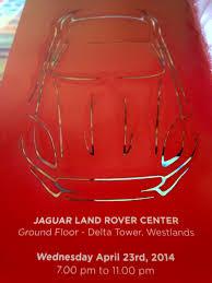 Launch Invitation Card Sample The Launch Of The Jaguar F Type In Nairobi Kenya U2026 Proof Of Africa