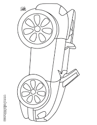 convertible coloring pages hellokids com