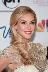 why did jesicarobertson cut her hair jessica robertson photos arrivals at the miss usa pageant 88