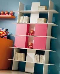 ovvio librerie camerette per bambini
