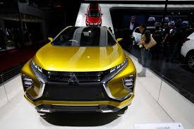 mitsubishi china china auto show