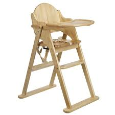 Eddie Bauer Light Wood High Chair Baby High Chair Wood Hauck Wooden High Chairs Restaurant Baby