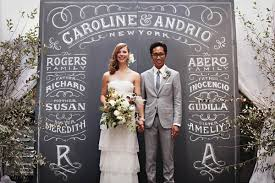 Wedding Backdrop Trends 10 Wedding Trends For 2013 8 Backdrops