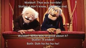 Waldorf And Statler Meme - album on imgur