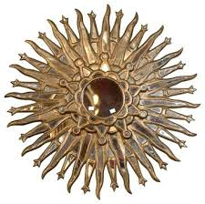 Pineapple Wall Sconce Sconce Starburst Candle Wall Sconce Starburst Wall Sconce