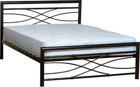 bed frame metal bed frame twin twin size adjustable metal bed