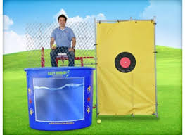 dunk booth rental dunk tank dunking booth rentals houston tx area sky high
