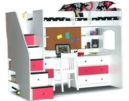 savannah storage loft bed with desk white and pink savannah storage loft bed with desk white loft bed with desk white