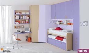 armadio angolare per cameretta ponte e cabina camere per bambini