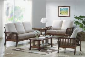 Wooden Sofa Set Pictures Buy Living Room Wooden Sofa Set From Induscraft India Id 730185