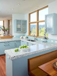 Colors For Kitchen Cabinets White Granite Kitchen Countertops Pictures U0026 Ideas From Hgtv Hgtv