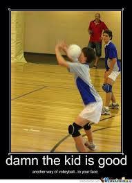Volleyball Meme - volleyball fail by bigboy101 meme center