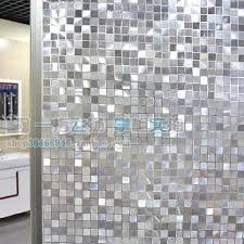 2018 3d glass film bathroom windowr glass sticker electrostatic