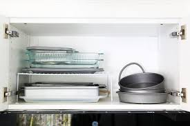 kitchen cabinet shelf 12 stellar ways to organize your kitchen cabinets drawers pantry