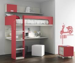 lit superpose bureau bien chambre avec lit superpose 6 le lit mezzanine avec bureau