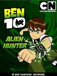ben 10 alien hunter java game mobile ben 10 alien hunter