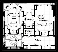 Oval Office Layout White House Floor Plan Oval Office House Plans