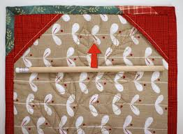 Quilted Rugs Patchworkpottery Corner Pocket Tutorial