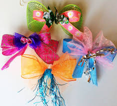bows for wine bottles set of 4 gift bows wine bottle décor gift wrapping bows hostess