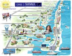 map of ft lauderdale map of fort lauderdale and miami map of fort lauderdale map of