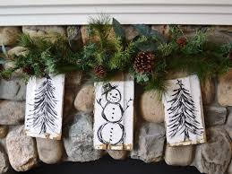 Easy To Make Christmas Decorations For Outside by Bathroom Decor Christmas Decorating Ideas Outside For Contemporary