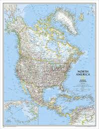 us map states high resolution united states classic wall map enlarged national geographic store