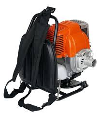 samson backpack 4 stroke brush cutter grass cutter crop
