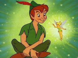 25 peter pan tinkerbell ideas peter pan
