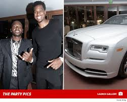 brown birthday party antonio brown s expensive bday party w 350k rolls tmz