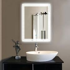 electric makeup mirror with lights bathroom cabinets illuminated