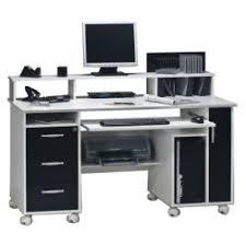 Bureaux Informatique Achetez Un Bureau Fonctionnel Home24 Fr Bureau Ordi