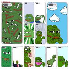 Iphone 10 Meme - lavaza cute frog meme animal funny hard coque shell phone case for