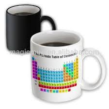 Periodic Table Mug Periodic Table Mug Periodic Tables