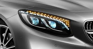 led intelligent light system new mercedes s class coupé leans like a motorbike classic driver