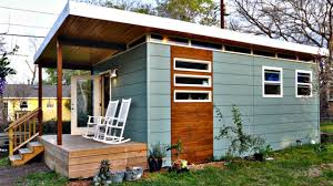 Tiny House Studio This Modern Studio Cabin Tiny Home Will Make A Great Guest House
