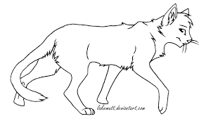 warrior cat colouring pages warriors cats pinterest warrior