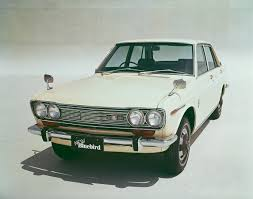 50 year club nissan bluebird 510 japanese nostalgic car