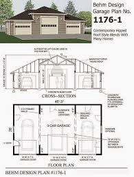 3 Car Garage Designs by Garage Plans Blog Behm Design Garage Plan Examples Garage