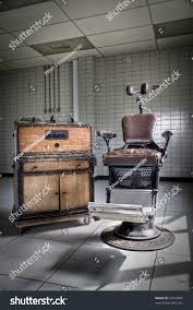 Vintage Dentist Chair Old Vintage Dentist Chair Expressing Anxious Stock Photo 62564866
