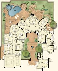 big houses floor plans best 25 large house plans ideas on house layout plans