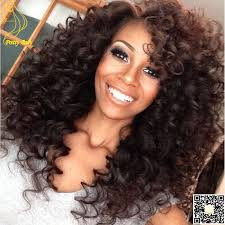 curl in front of hair pic virgin peruvian kinky curly front lace human hair wigs unprocessed