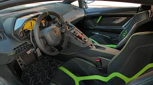 lamborghini gallardo inside 2017 lamborghini aventador sv price review and release date car