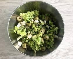 cuisiner un chou romanesco salade de chou romanesco equilibrebykarine com