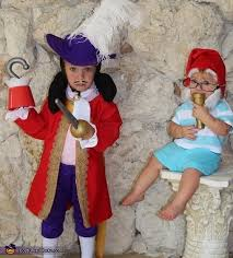 Captain Hook Halloween Costume 13 Diy Movie Tv Show Themed Halloween Costumes Design Dazzle