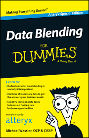 data blending for dummies by wiley from alteryx