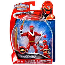 power rangers super megaforce red ranger action figure mighty